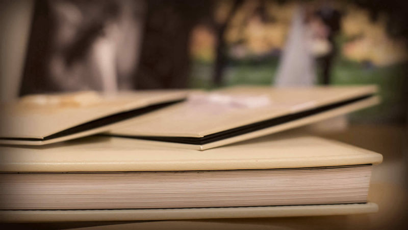 Wedding Book and Albums